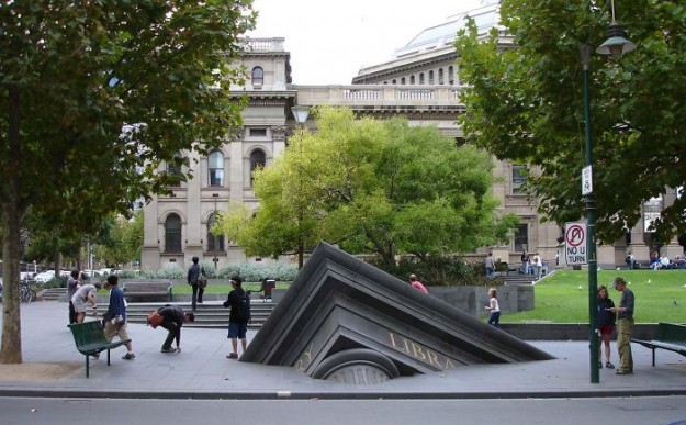 Melbourne city library